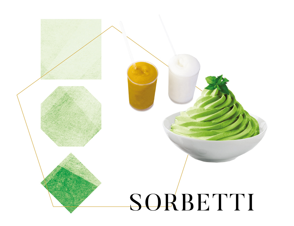 Sorbetti - gelati Arte Gadi